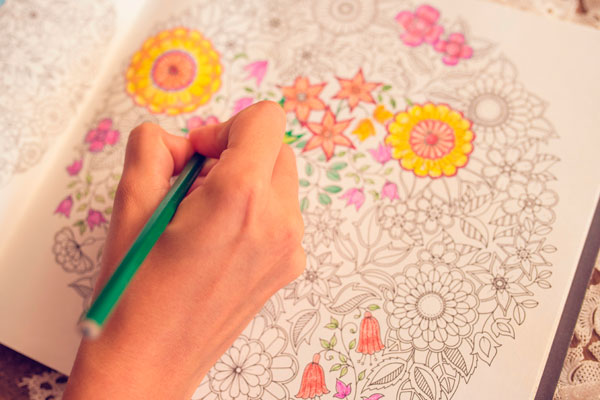 Visual trends: Colouring for everybody