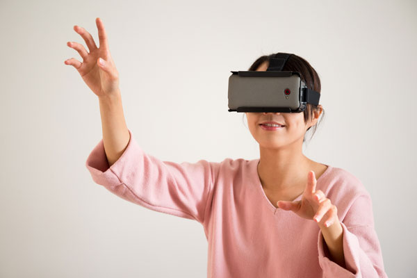 Visual Trends: Virtual and Augmented Reality