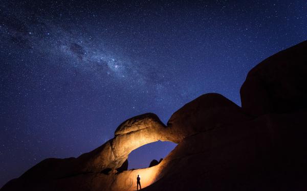 Robert Harding Nachts unter Sternen