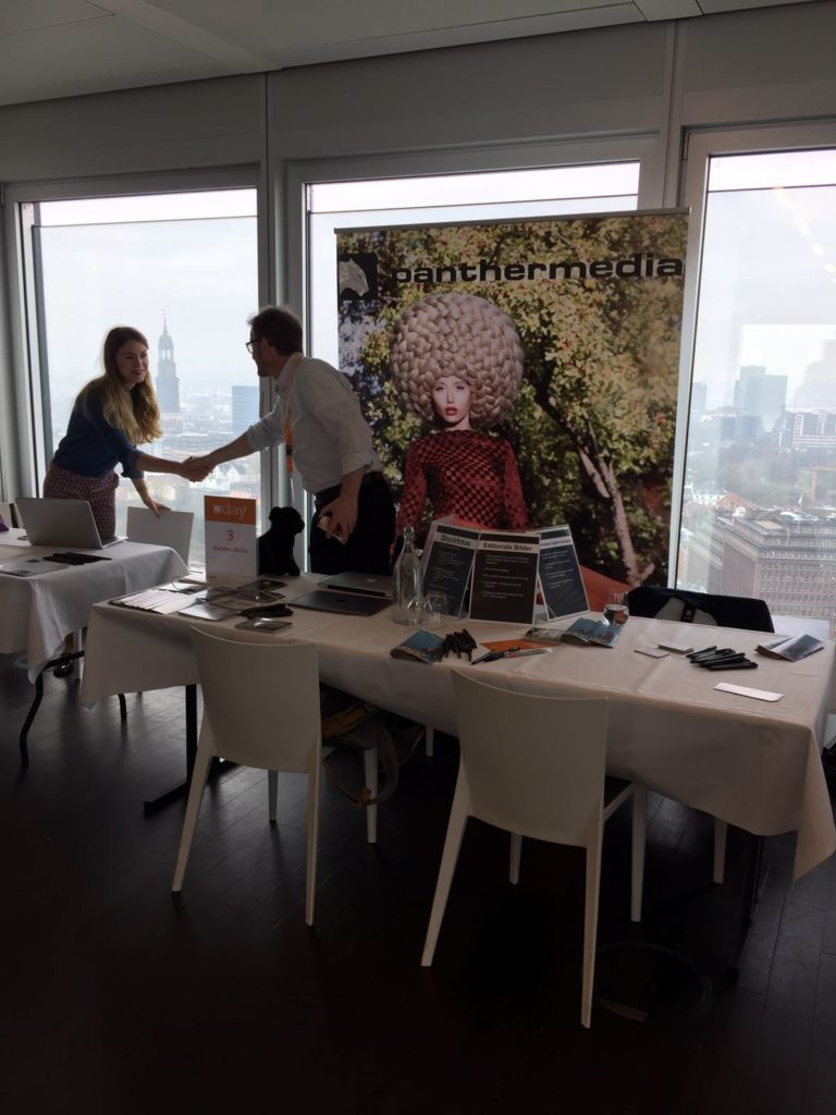 PICTAday Stand von PantherMedia
