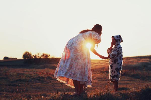 Cultura Mutter und Kind