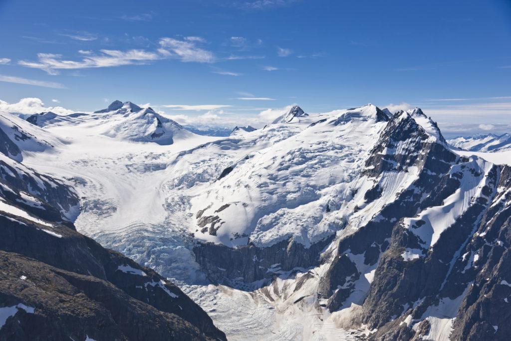 Mountains, Alaska Stock, sunny, glacier