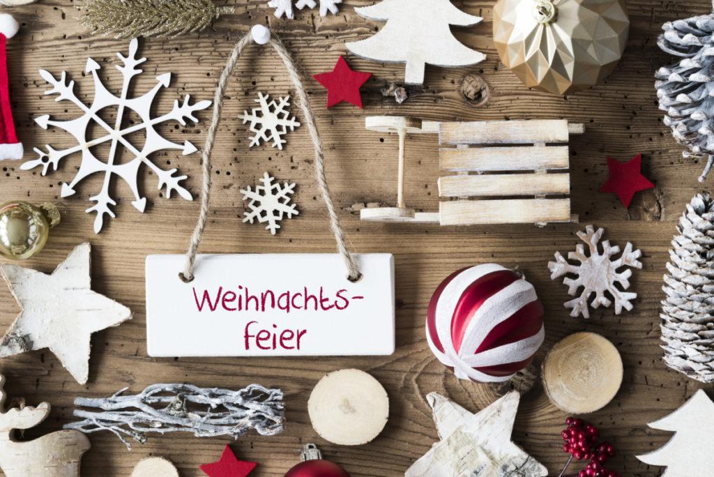 Weihnachten, Schneeflocke, Schlitten, Tanne, Weihnachtsbaum, Dekoration, Weihnachtsfeier