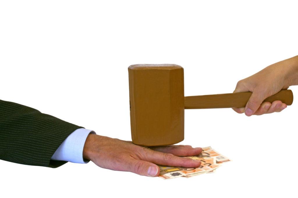 Hammer, greed, fees, hidden