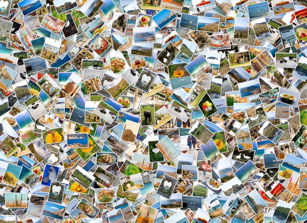 Collage, Fotos, Vielfalt