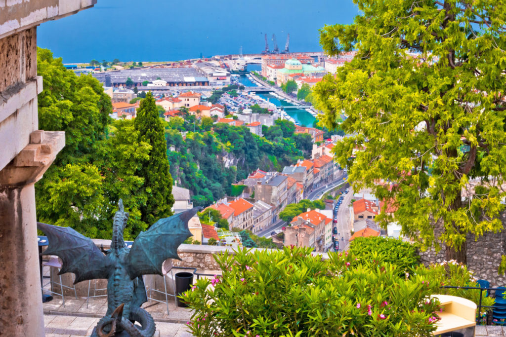 Rijeka, Trsat, Croatia, European Capital of Culture, Europe, EU, royalty free, photo, stockphoto, stockagency, panthermedia
