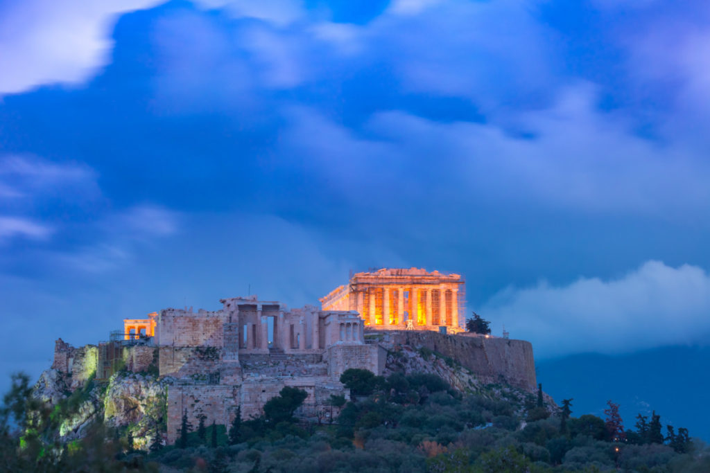 Acropolis, Athens, Greece, European Capital of Culture, Europe, EU, royalty free, photo, stockphoto, stockagency, panthermedia