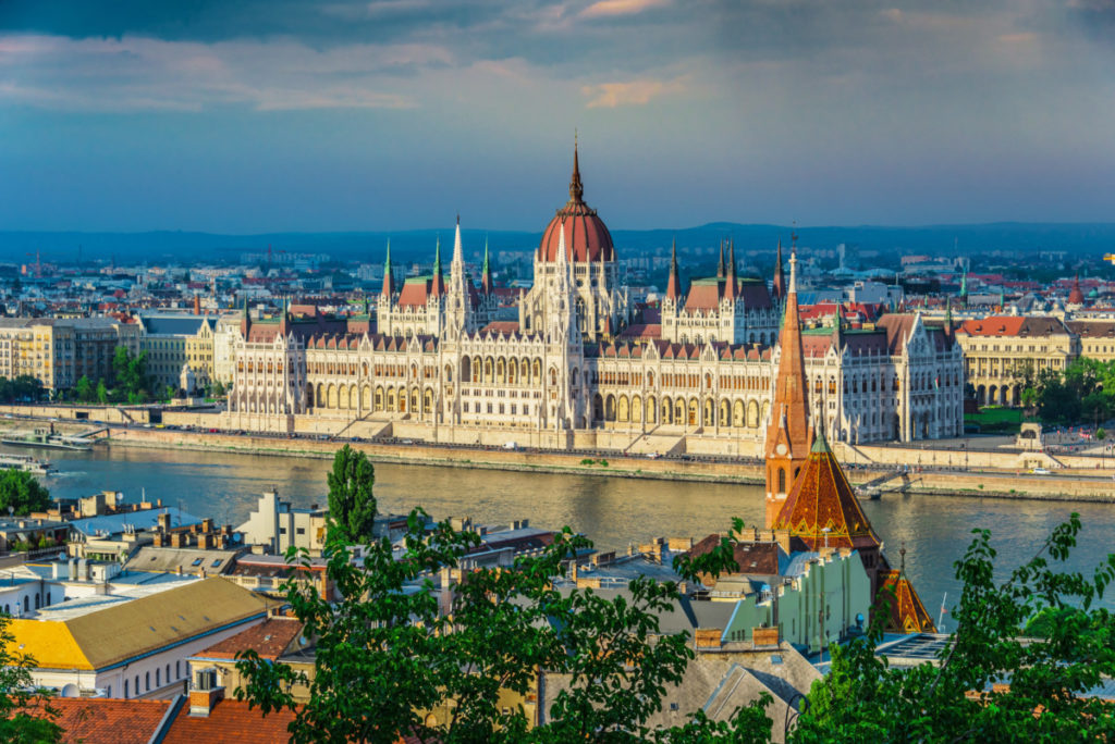 Budapest, Parlament, Ungarn, European Championship, City of Football 2020, royalty free, photo, stockphoto, stockagency, panthermedia