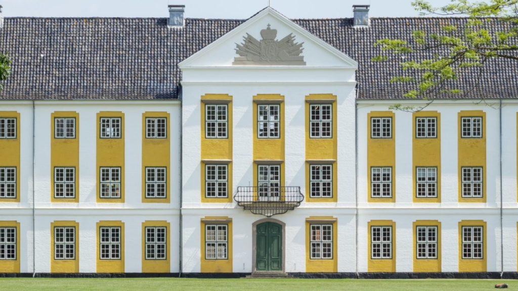 Schloß Augustenborg Dänemark
