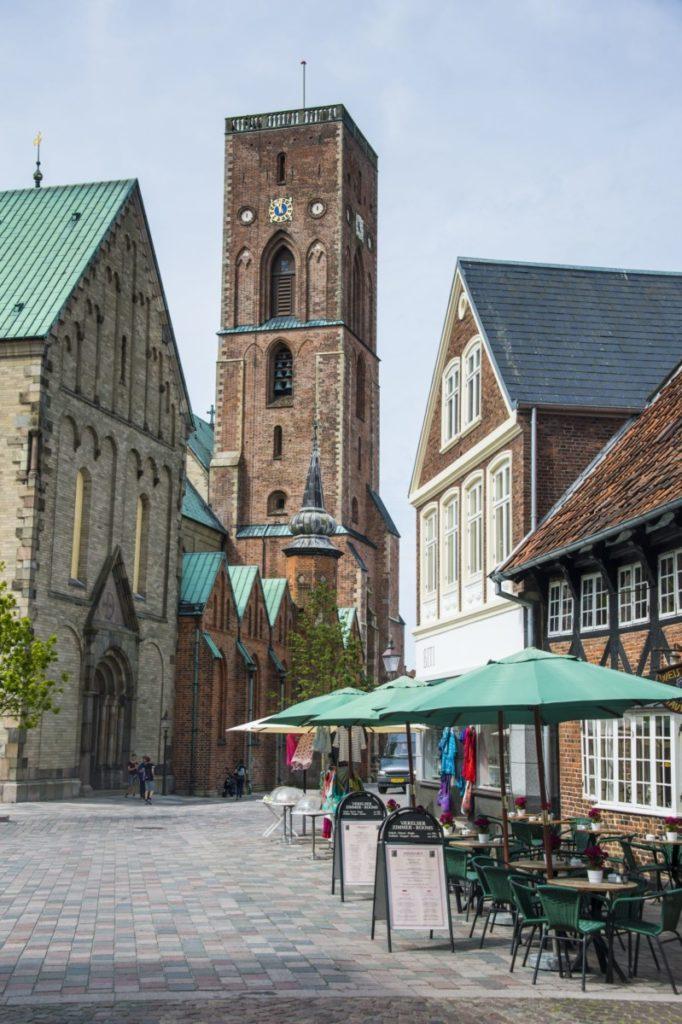 Ribe, Stadt älteste Dänemark