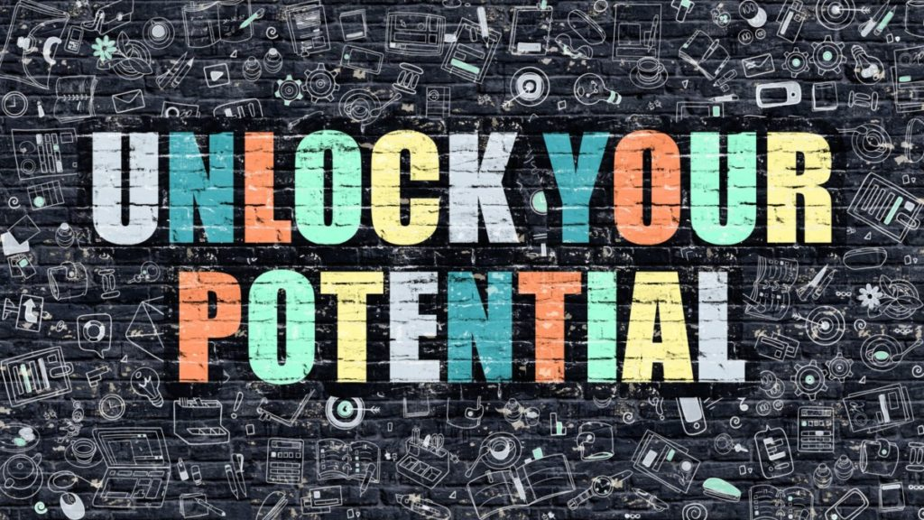 royalty-free images, potential, unlock, graphic