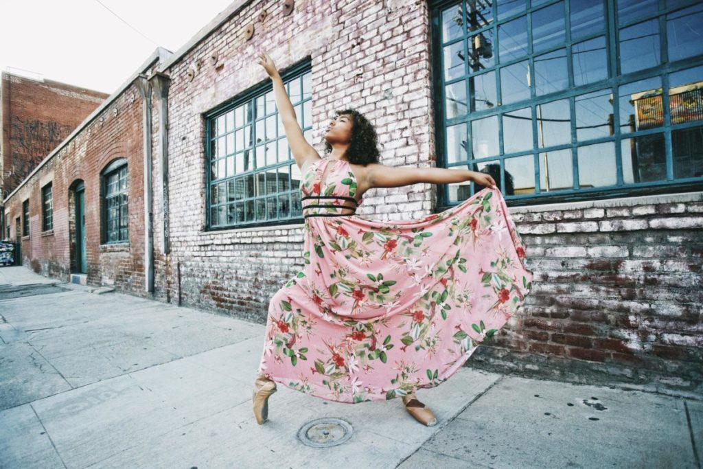 Pop-Kultur, frau, afroamerikaner, tanzen, ballet, lebensfreude, lizenzfreie Bilder, spitzenschuhe, panthermedia