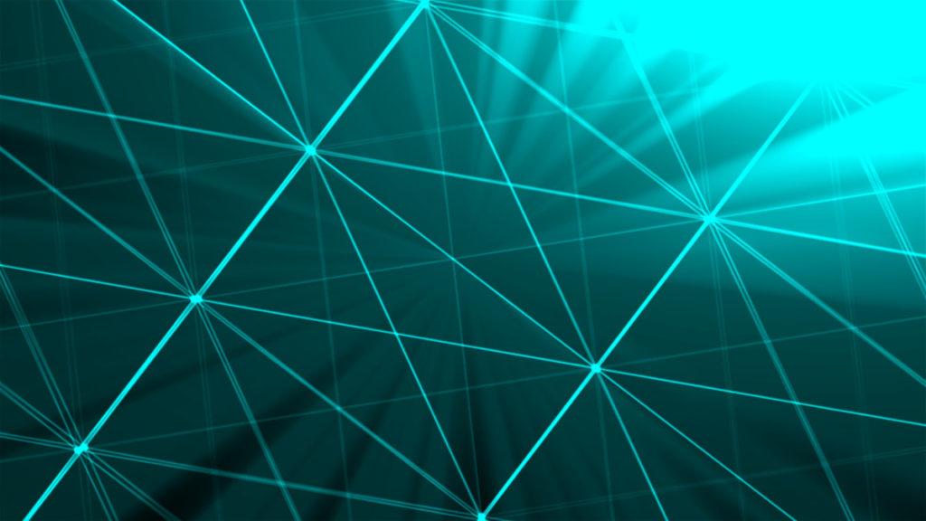 Abstrakt punkte verbindung technologie hintergrund netzwerk konzept lizenrfrei bild 3d rendering hintergründe illustration